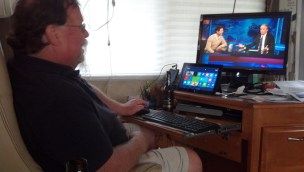 Jim's perfect portable Windows 8 office