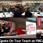 Family Motorcoach (FMCA) Convention in Pomona, CA March 2015