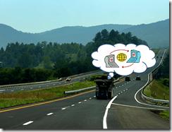 internet-road