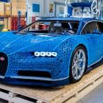 Life Size Lego Technic Bugatti Chiron Model Has Real Horsepower Geekspin