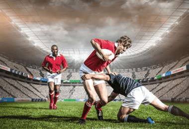 Five rugby players to admire