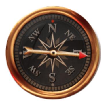 HTML 5 Canvas: An animated compass (1/4)