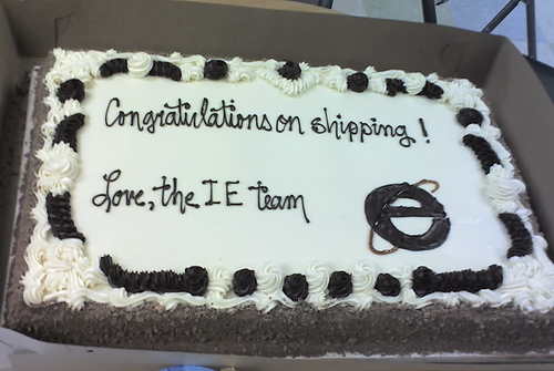 IE Cake