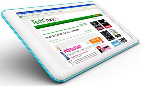 TechCrunch Web Tablet