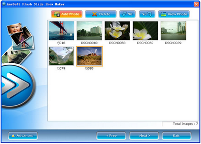 Anvsoft-flash-slide-show-maker