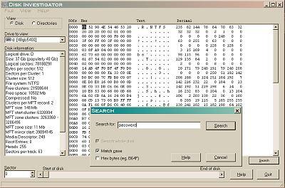 disk-investigator