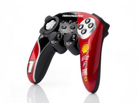 Ferrari F60 Gamepad