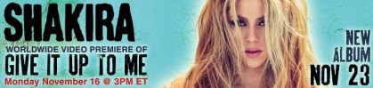 Shakira-image-ustream