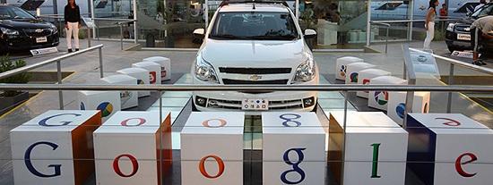 Auto con Wi-Fi en Argentina