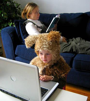 Cómo aprender a ser una ciber mamá - Una buena lectura de domingo. 1
