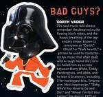 Los personajes de Star Wars vivieron en nuestro mundo #Infografía #Humor