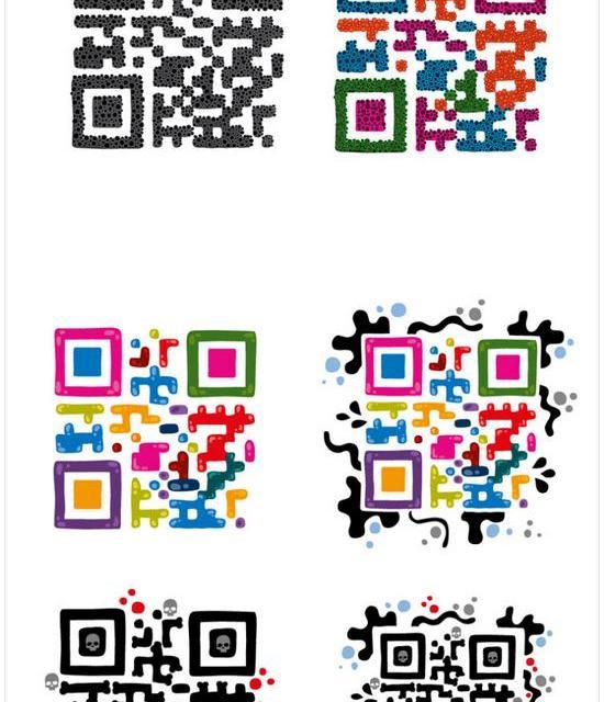 Códigos QR artísticos y que funcionan!