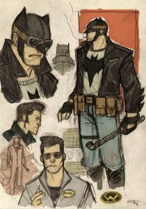 Rockabilly-Batman-Denis-Medri