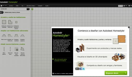 Autodesk homestyler para planear y dise ar tu pr xima - Programa para disenar tu casa ...
