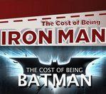 El costo de ser un superhéroe: Batman vs Iron Man
