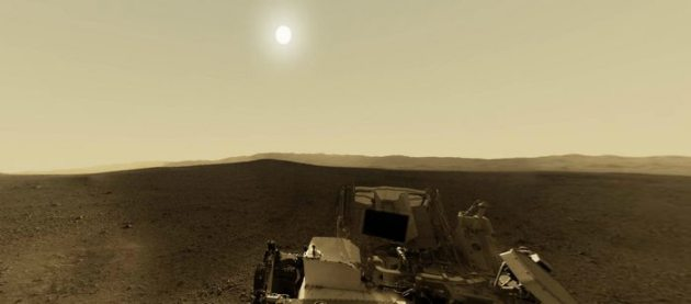 NASA-Curiosity-Rover-Mars