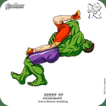 hulk-wrestling