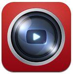 Capture, aplicación móvil oficial de Youtube para capturar, editar y compartir vídeos para #iOS