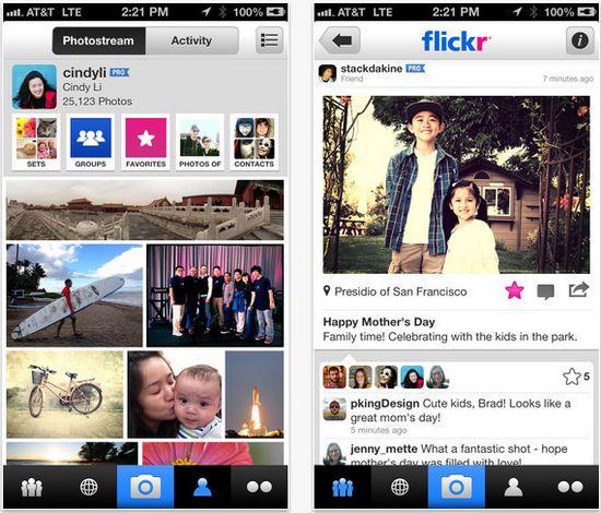 flicker-ios