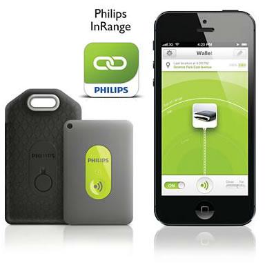 Philips inRange: ¡Una solución para los olvidadizos como yo!