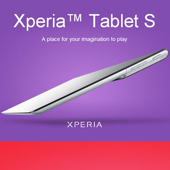 #CES2013 La Tablet Sony Xperia S