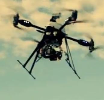 Primeros Drones en acción para vigilancia en Municipio de Latinoamérica [Arg]