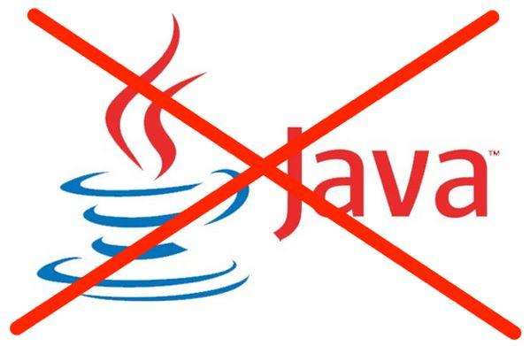 java-stop