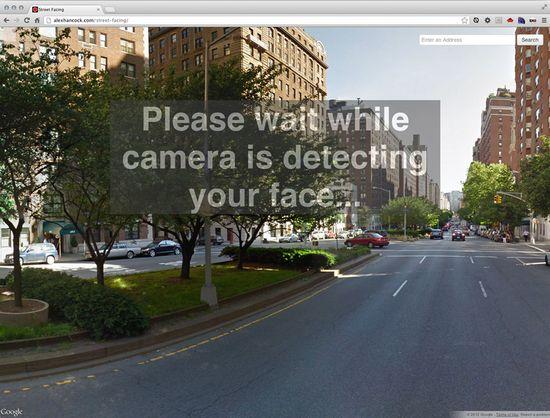 street-facing