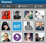 Visualiza tu comunidad o hashtags de Twitter en un mapa interactivo con Bluenod