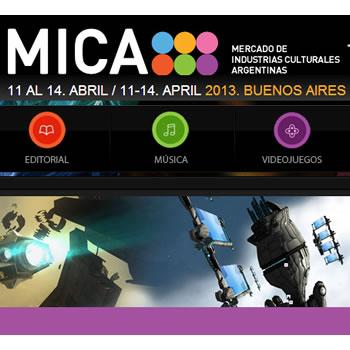 MICA: Mercado Industrias Culturales Argentinas / Videojuegos / MICSUR