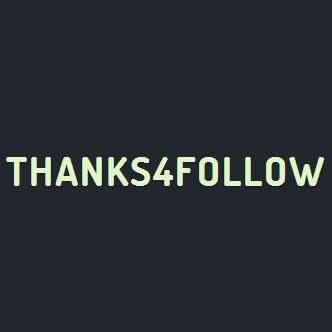Thanks4follow: Cómo automatizar mensajes de Bienvenida en Twitter