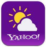 Yahoo! Weather, aplicación que ofrece el pronóstico y estado actual del tiempo #iOS