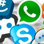 Los servicios de mensajería móvil más utilizados en la actualidad