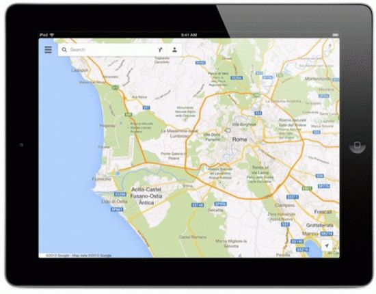 google-maps-ios-ipad