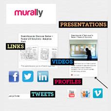 Mural.ly : Arma murales con contenido multimedia para trabajar colaborativamente