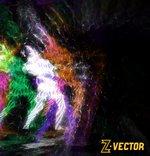 Espectacular arte en vídeo generado con la beta gratuita del software Z Vector