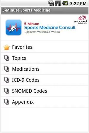 5-minutes-sport-medicine-android