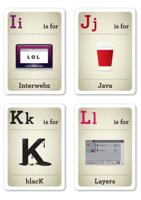 alfabeto-hipster-i-l