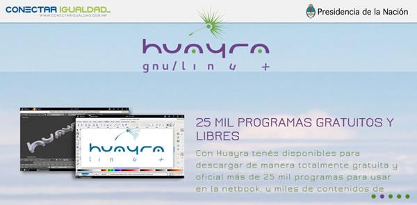 huayra-linux-gde