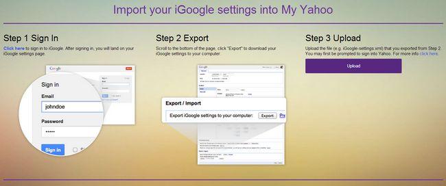 import-igoogle-yahoo