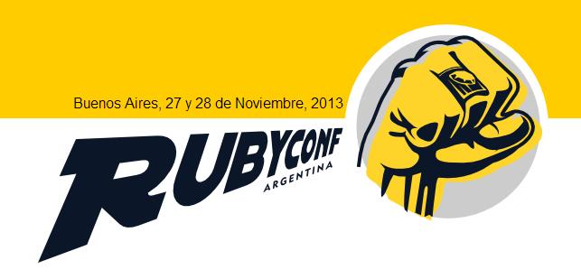 RubyConf Argentina 2013-gde