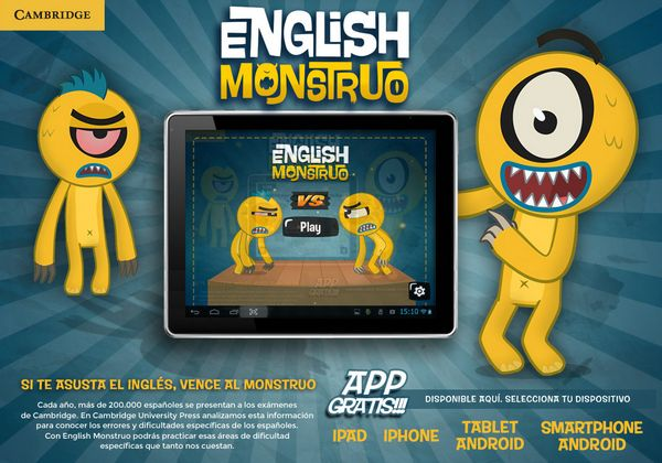 english-monstruo