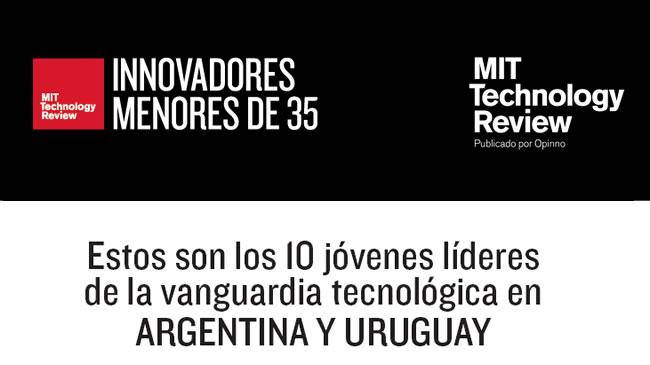 Argentina y Uruguay   TR35