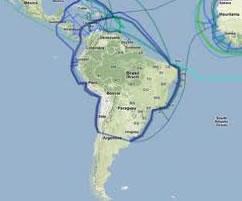 Unasur desarrolla red de fibra óptica para conectar Latinoamérica
