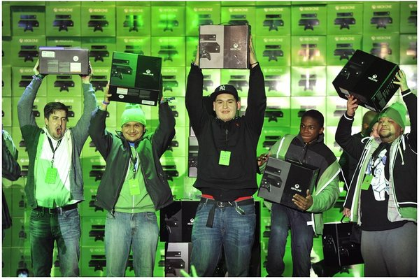 xbox-one-launch