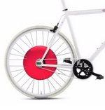 Copenhagen Wheel transforma una bicicleta común en una e-bicicleta híbrida