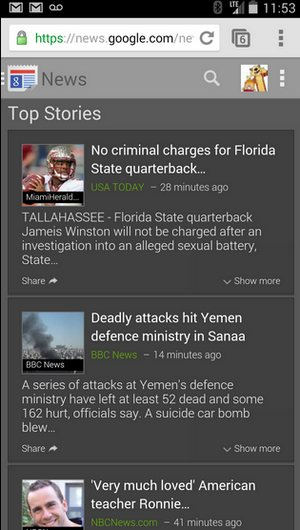 google-news-android