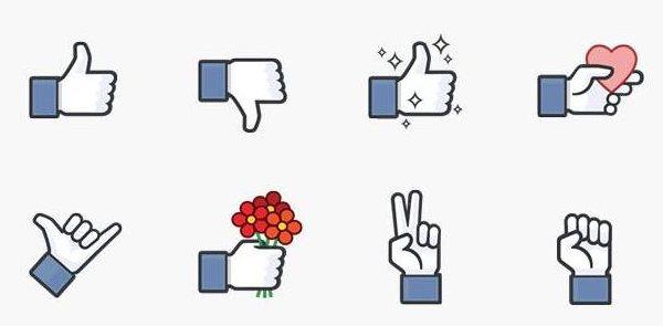 stickers-facebook-messenger-like