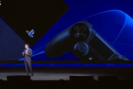 Sony CES 2014-ps4