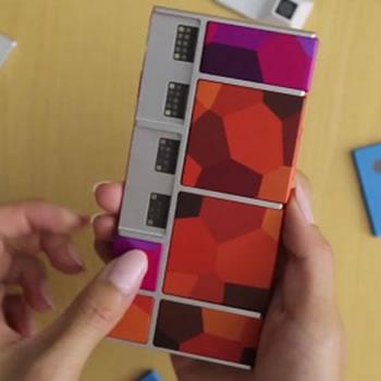 """Google se queda con el proyecto del teléfono modular """"Motorola Project ARA"""""""